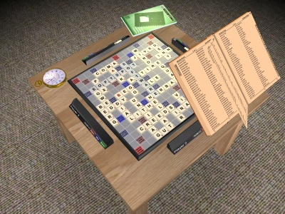 Click to view Letter Rack 3D screenshots